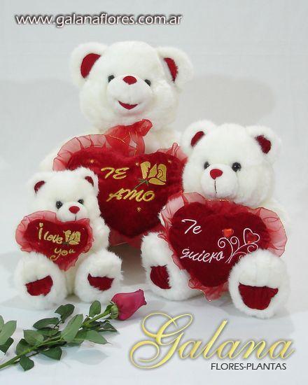 Frases de amor y osos peluches - IMAGENES - TIERNAS Y